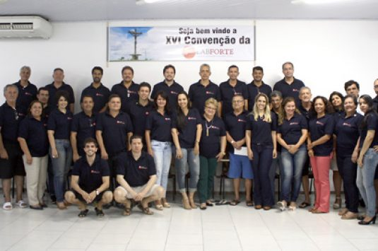 XVI Convenção da Rede LabForte – Vitória da Conquista – Ba